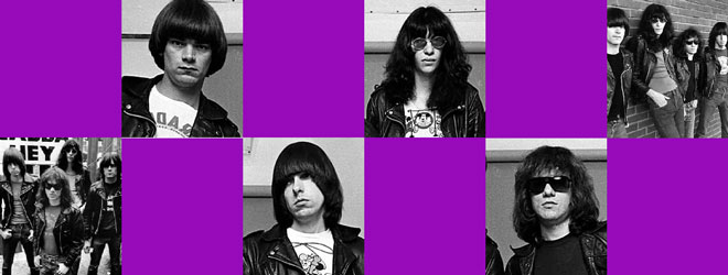 The Ramones weren't an art band; they were trying to be heavy-metal bubble-gum, the 1970's Fashion Lookbooks