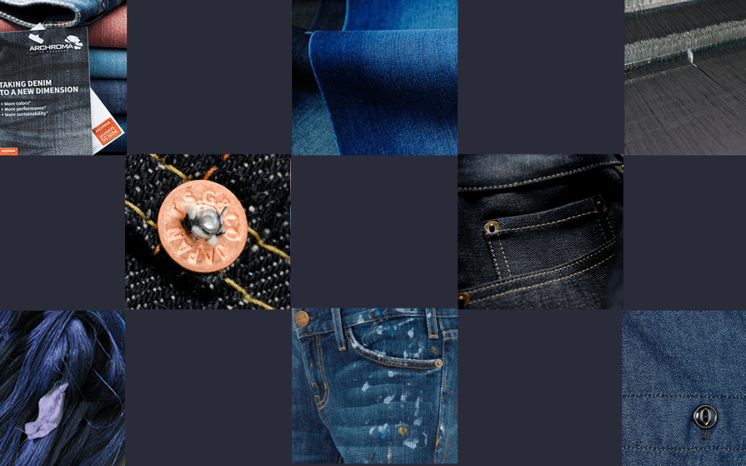 Denim Encyclopedia Updated with 13 Terms June