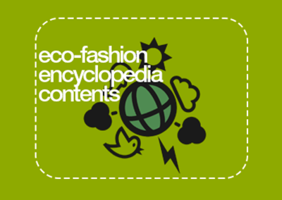 Eco-Fashion Encyclopedia