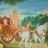 The Path of Purification? No, my friend. Ratha-vinita Sutta (Chariot Relay Sutra) teaches us not to confuse the seven purifications, with the destination, Nirvana
