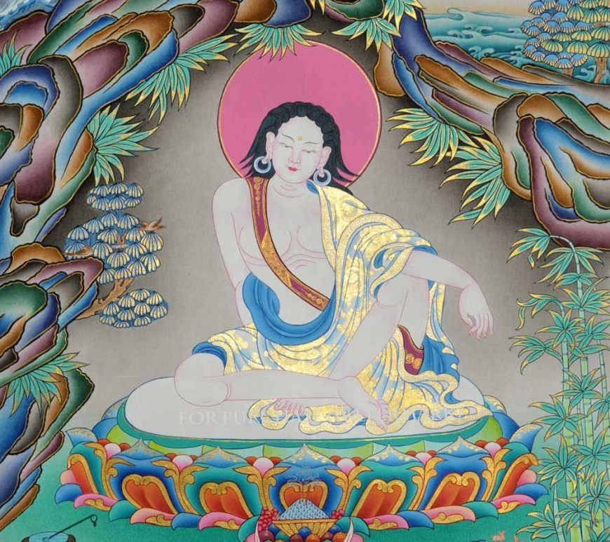 milarepa yogic songs