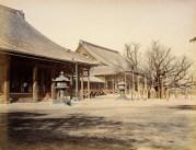 Nishi Honganji, Japan. 1865 Photograph, Los Angeles County Museum of Art (LACMA)