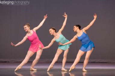 """Peter Martins' """"Eight Easy Pieces"""""""