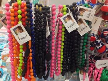 Chew beads $30