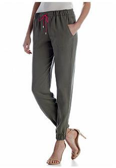 French Connection Santa Fe Drape Pant