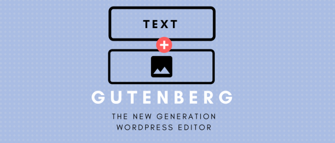 Gutenberg WordPress - Featured Image Budding Geek