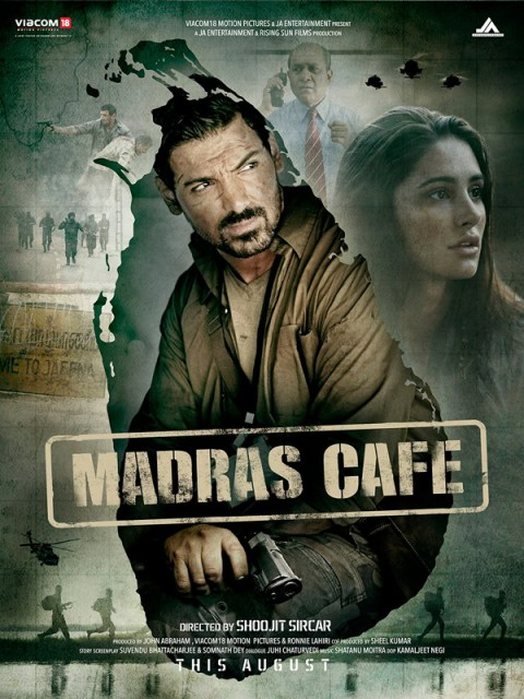 Poster of Madras Cafe