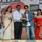 Shah Rukh Khan & Deepika Padukone at LPU Event