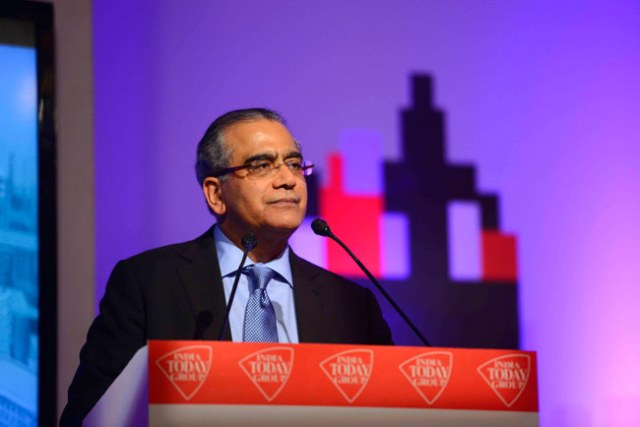Aroon Purie  (Editor in Chief, India Today)