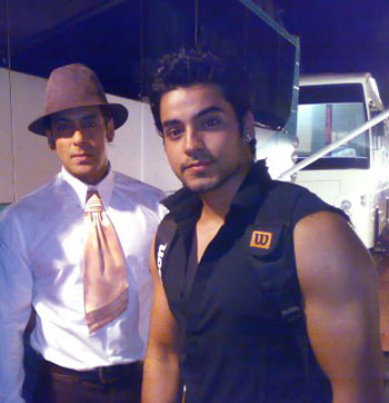 Salman Khan and Gautam Gulati