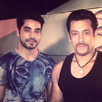 Gautam Gulati and Salman Khan Bigg Boss