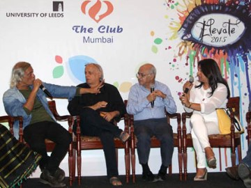 Mahesh Bhatt encourages debate on censorship at Elevate 2015