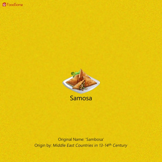 Samosas - 7 Dishes That You Will Not Believe Are Non Indian!