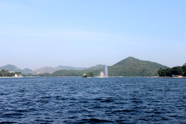 Fateh Sagar Lake - Things to do in Udaipur
