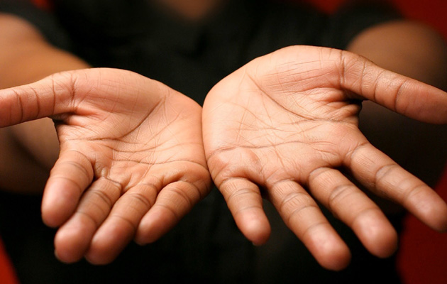What does your Palm say about you