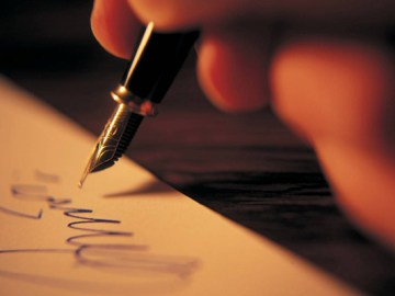 What does your handwriting say about your personality
