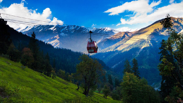 Manali Top 10 Indian destinations for Solo Travellers