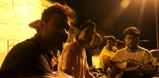 Jam Session at Lake Pichola (Udaipur) by Freetime Jammers