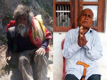 How this youth transformed life of a beggar is inspiring