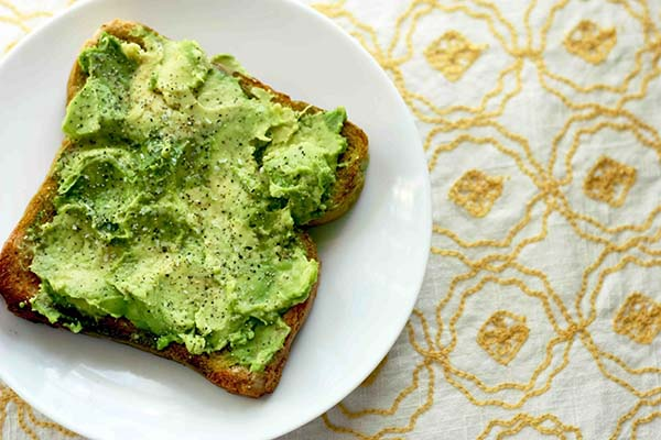 Avocado Toast 10 Ideas for a Healthy and a Quick Breakfast