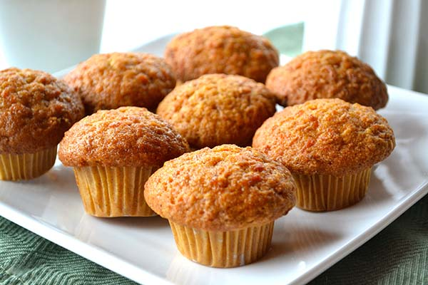 Muffins 10 Ideas for a Healthy and Quick Breakfast