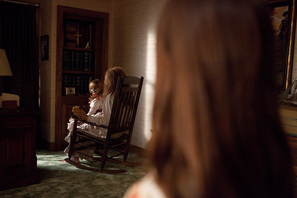 The Conjuring Horror Movies based on True Stories
