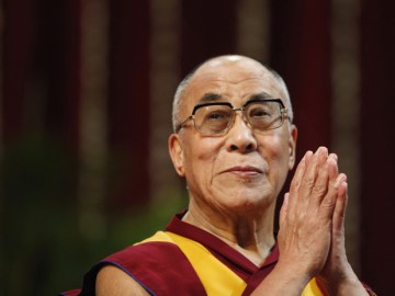 10 Facts about His Holiness the Dalai Lama