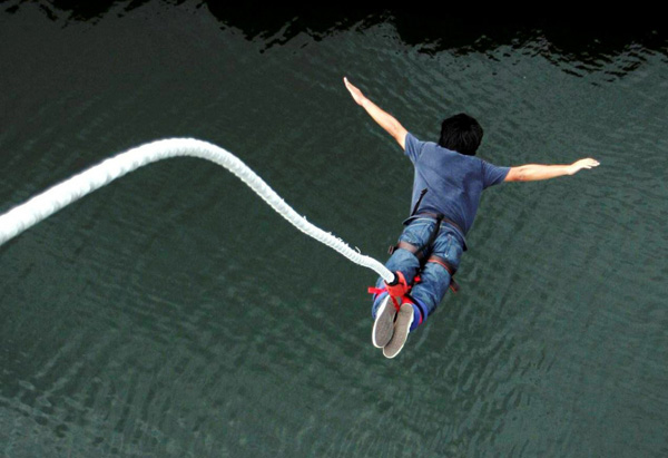 Bungee Jumping 5 Adventures You Must Go On Before You Die