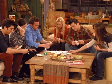 5 Reasons Why Having a Group Like FRIENDS Is Impossible