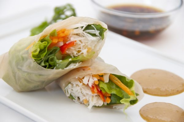 Spring Roll Best Chinese Dishes