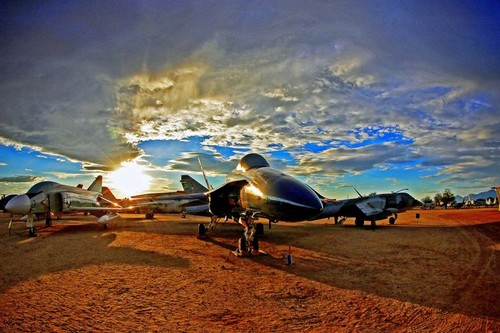 Pima-Air-and-Space-Museum-Arizona