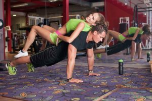 lets workout couples