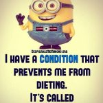 minion diet  quote idiva