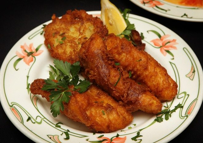 eating fish, The myths of a fish eating person