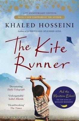 the kite runner book cover image