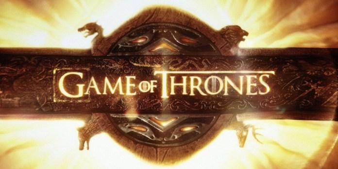 Game of Thrones Logo e