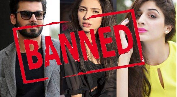 Ban Pakistani artists, Lunatic's Logic- Ban Pakistani artists to advertise your Patrotism!
