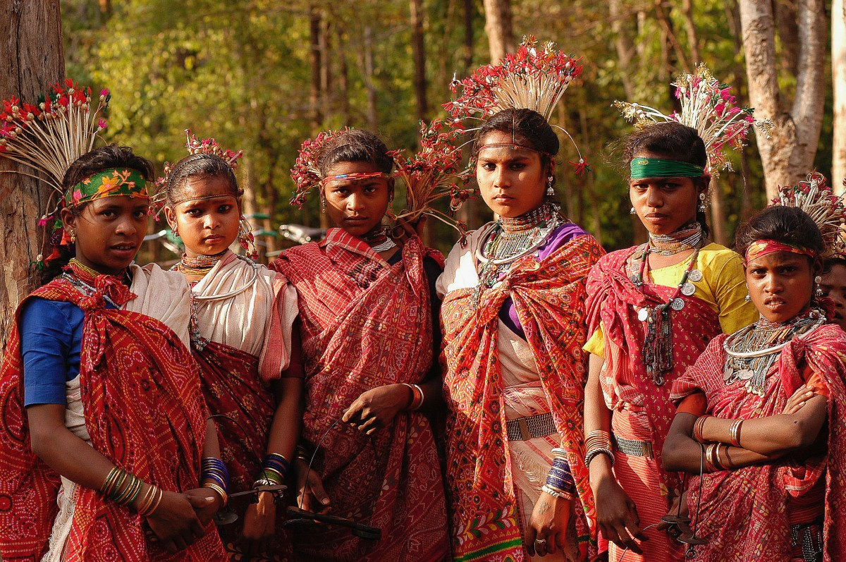 TRIBAL DEVELOPMENT IN INDIA