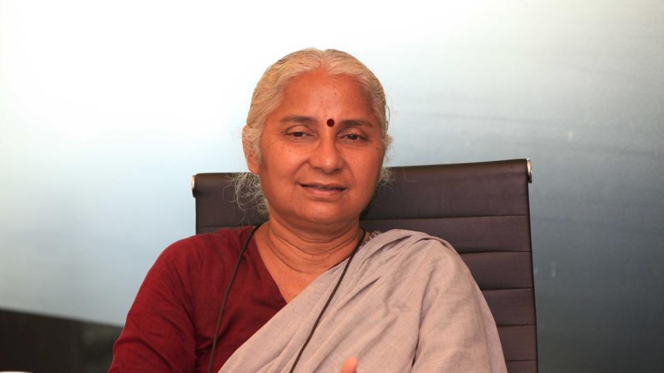Journey of Medha Patkar