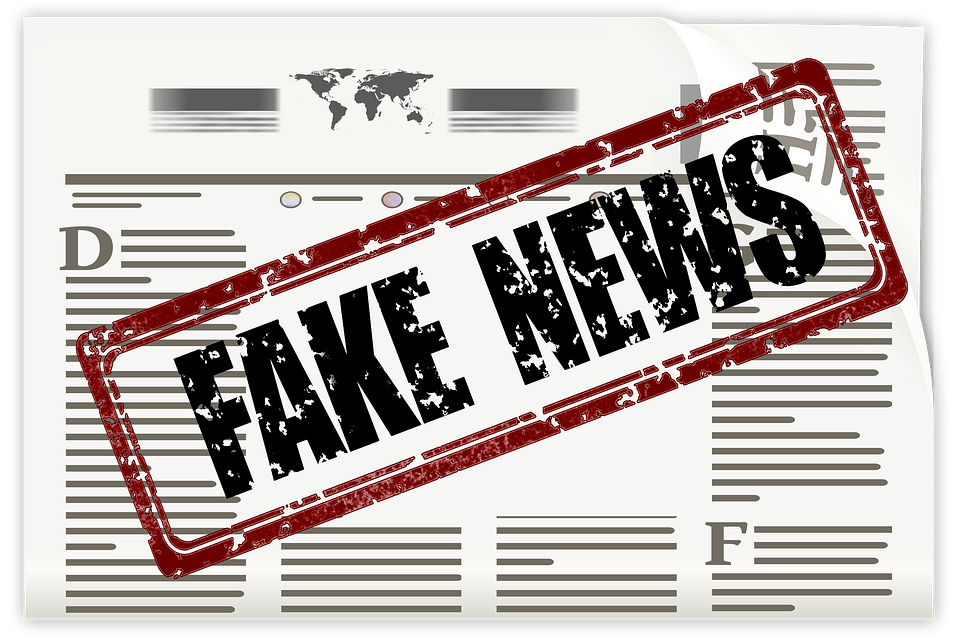 Deconstructing the Fake News: Discourse on Falsehood Identity and Hegemony