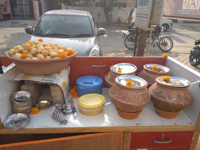 street food of kolkata