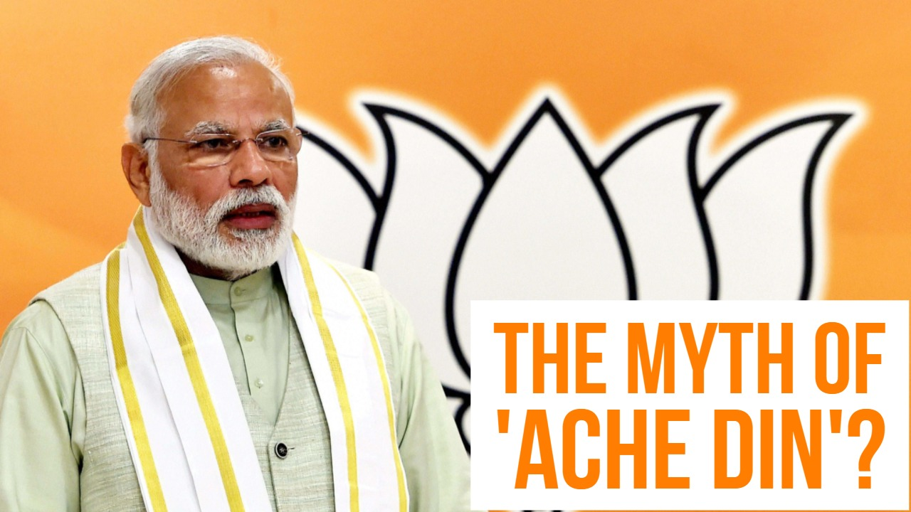 Acche Din : An overview
