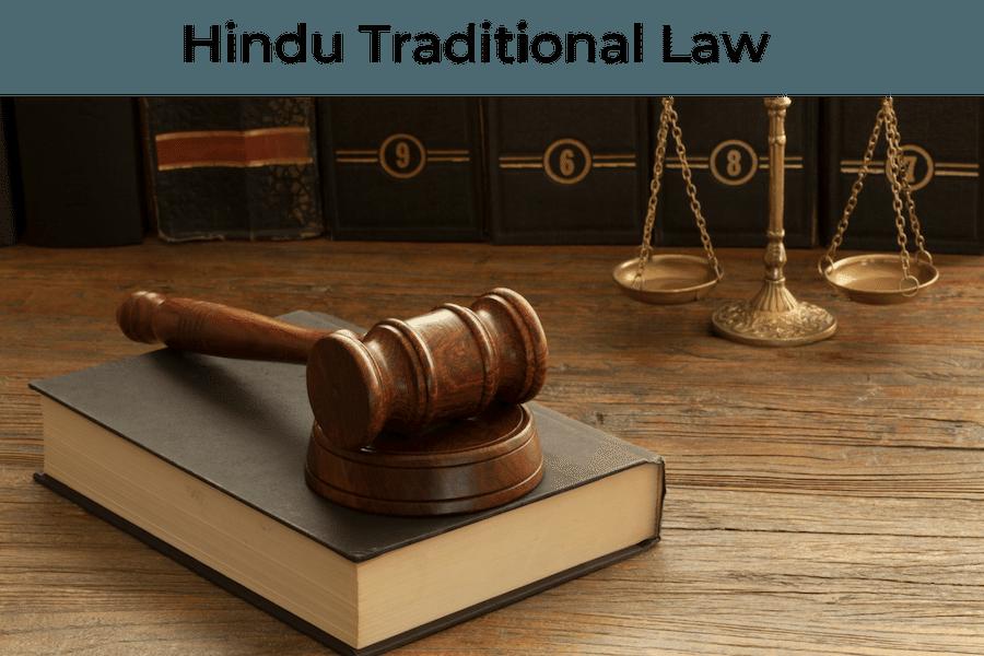 The Effect of Hindu Traditional Law on Statutory Law: Mitakshara and Dayabhaga – a detailed study