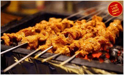 best of street food in Mumbai.