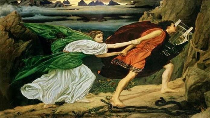 Orpheus and Eurydice