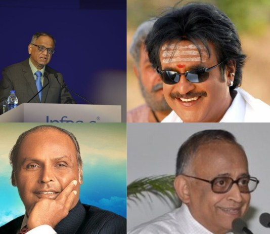 5 Famous Indians Who Succeeded Against All Odds