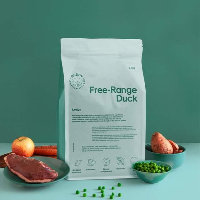 Free-Range Duck