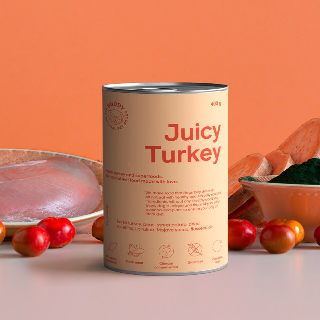 Juicy Turkey
