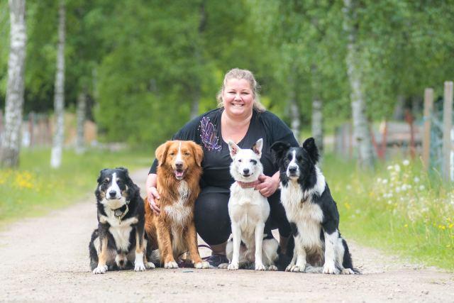 Blyga & rädda hundar – med Jessica Mann