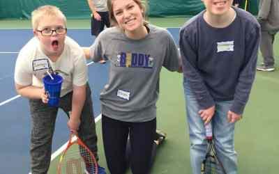Cincinnati Buddy Kristina Bauer Creates Buddy Up Legacy at High School